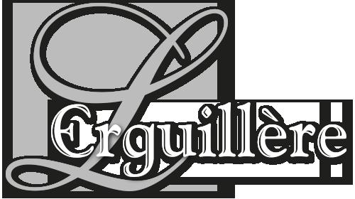 Hôtel L'Erguillère Retina Logo